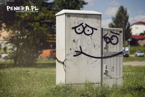 Zajebiste graffiti