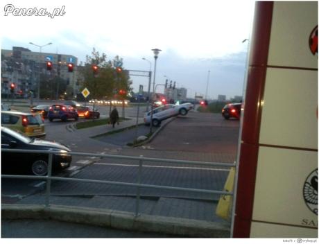 A w Szczecinie auta parkują tak
