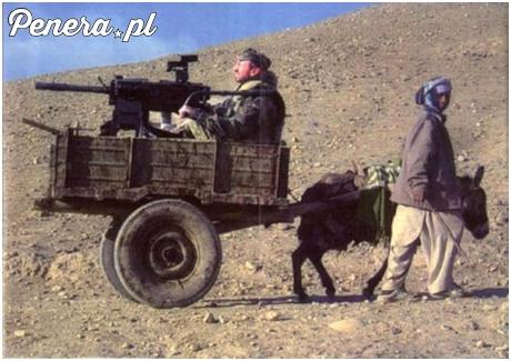 Arabski wóz bojowy piechoty