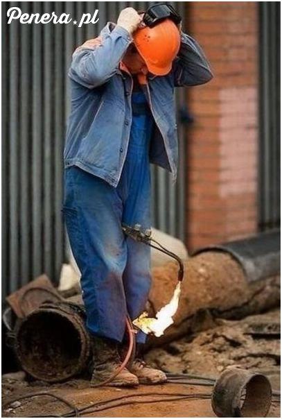 Bezpieczeństwo w pracy to podstawa