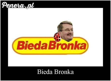 Bieda Bronka