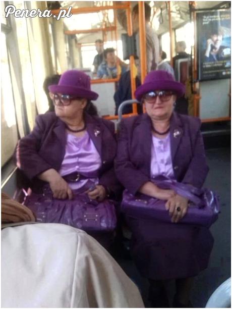 Błąd matrixa w autobusie