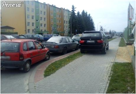Bo jak masz BMW to parkujesz jak chcesz