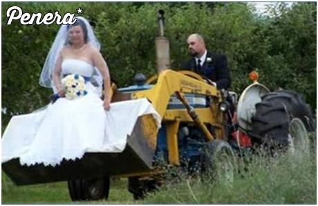 Bo najlepsze jest wiejskie wesele!