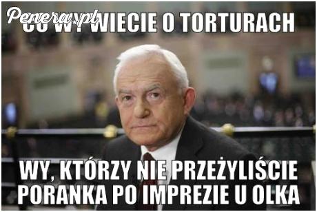 Co Wy wiecie o torturach