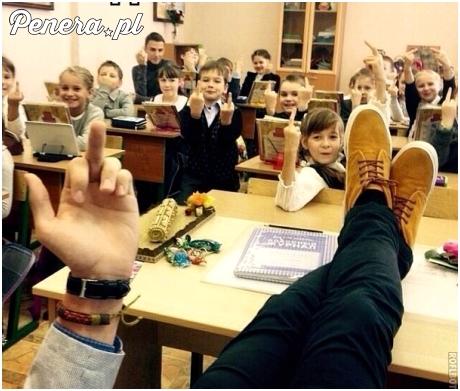 Czego dzieci uczą się w szkole