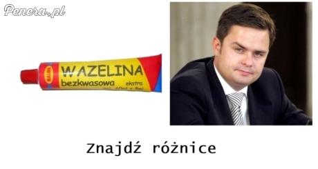 Człowiek Wazelina