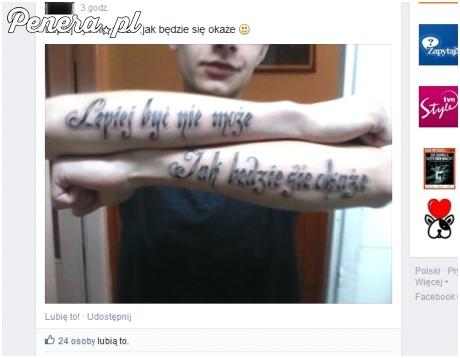 Czy ktoś wie o co może chodzić w tym tatuażu?