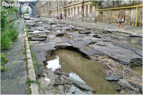 Dalej mówisz że nasze drogi są dziurawe?