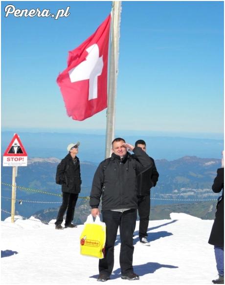 Do Szwajcarii z Biedronką