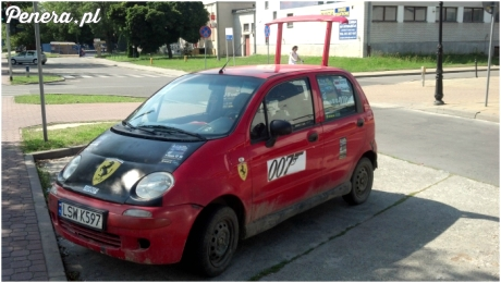 Ferrari prosto z Lublina