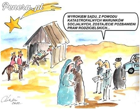 Gdyby Jezus urodził się teraz w Polsce