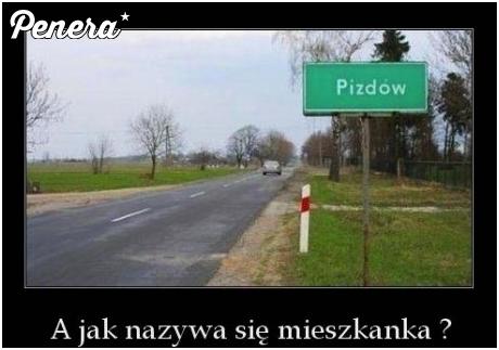 Jak nazywa się mieszkanka tej miejscowości?