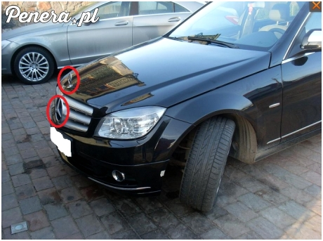Jako to wersja Mercedesa w 204 Classic czy Avantgarde?