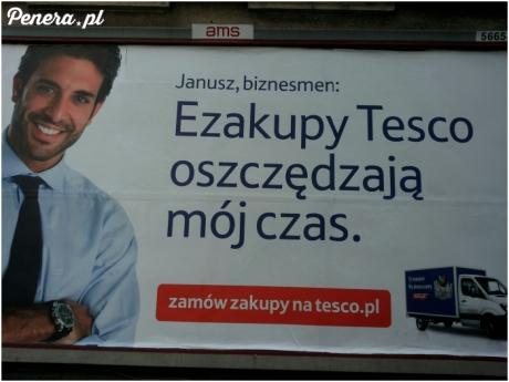 Janusz byznesmen