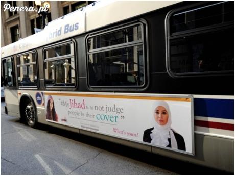 Kampania w Ameryce pod nazwą Mój Dżihad