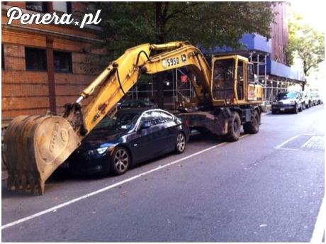 Kara za debilne parkowanie