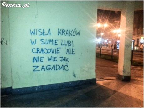 Końskie zaloty Wisły Kraków
