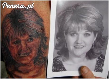 Który to tatuaż a które zdjęcie?