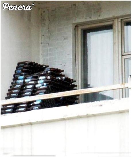 Kumple wpadli na kilka piwek