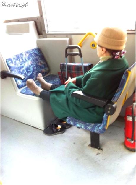 Loża VIP w autobusie