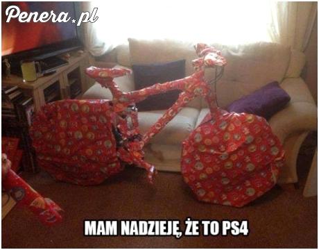 Mam nadzieje że to PS4