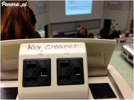 Maszynka do czyszczenia kluczy