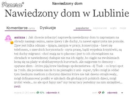 Najbardziej nawiedzony dom w Polsce