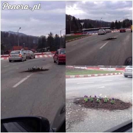 Najlepszy sposób na drogowy dziury