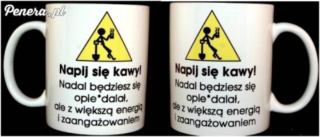 Napij się kawy :D