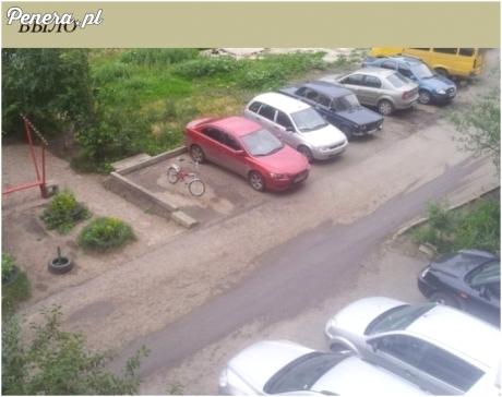 Nie am takiej rezerwacji parkingu...