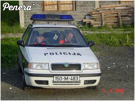 Nie tylko u nas jest leniwa Policja