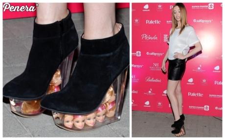 Nowe modne buty