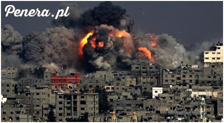 O Ukrainie słyszymy codziennie a o tym co się dzieje w Palestynie?