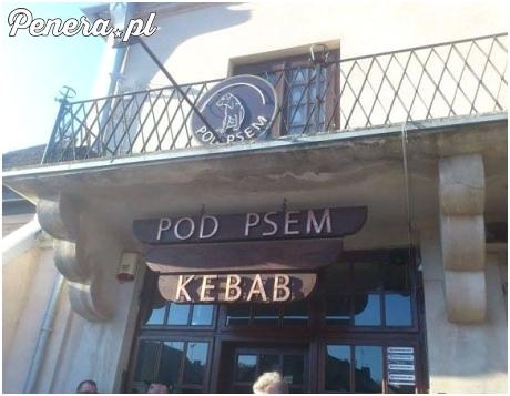 Obok kebaba główne danie to hot - dogi ;)