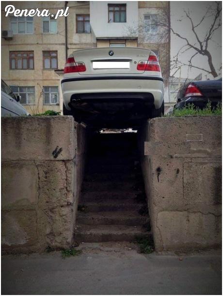 Osiedlowy mechanik BMW