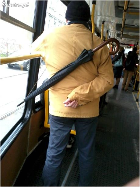 Parasolowy rycerz