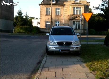 Parkowanie debila