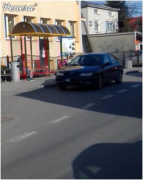 Parkowanie pewnej Pani w Rzeszowie