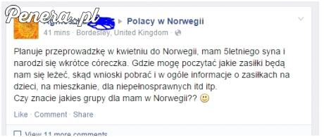Po co Agnieszka jedzie do Norwegii?