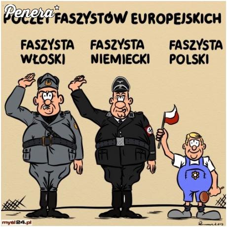 Poczet faszystów w Europie