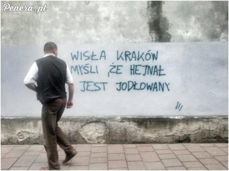 Pojechana po Wiśle Kraków