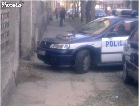 Policyjne bezmózgi