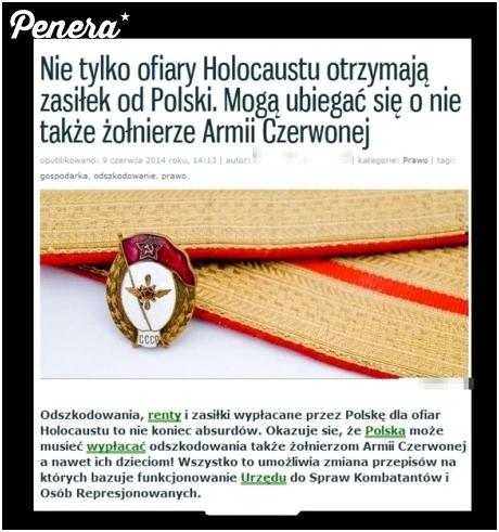 Polska teraz obdarowuje wszystkich
