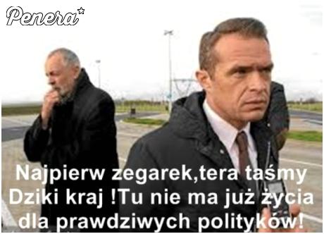 Polska to dziki kraj - nawet dla polityków