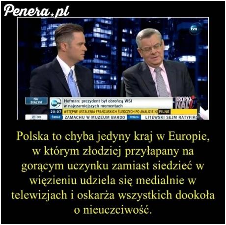 Polska to taki wspaniały kraj