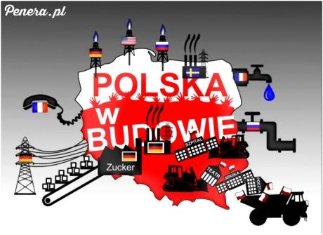 Polska w budowie