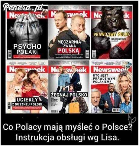 Polska według Tomasza Lisa
