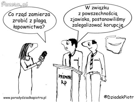Polski sposób na korupcję