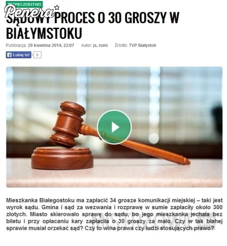 Polskich absurdów ciąg dalszy